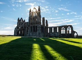 An image of Whitby Abbey by Duncan Lomax