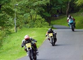 An image of Motorbike Racing at Oliver's Mount, Scarborough - Photo by David Jinks