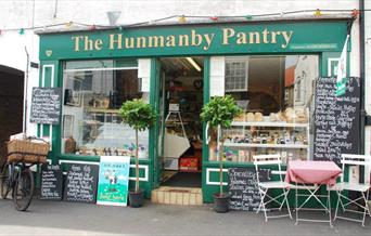 An Image of Hunmanby Pantry