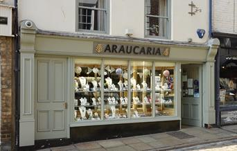 An Image of the Araucaria store
