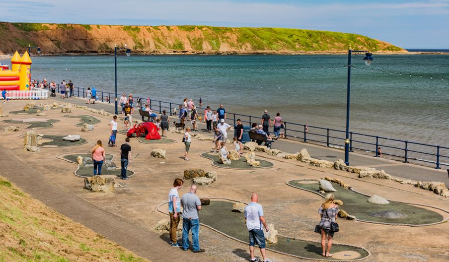 Image of Filey Ocean Drive Putting