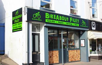 An image of BikeAbout Filey