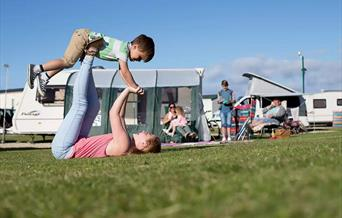 An image of Reighton Sands Holiday Park - Touring