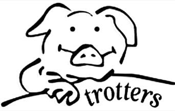 An image of Trotters Farm Shop Logo