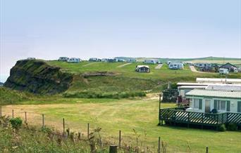 An image of Whitby Holiday Park - Touring Park